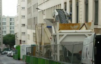 Collège Ch. Peguy - Paris (75), Île-de-France