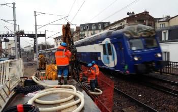 SNCF – Gare Colombes - Colombes (92) - Hauts-de-Seine