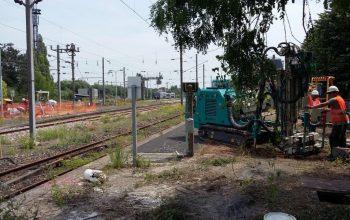 SNCF – Comblement de carrière - Cambrai (59) - NORD