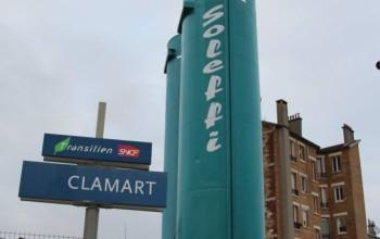 Gare SNCF Clamart - Clamart (92) - Île-de-France