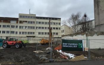 DIssolution – Projet Immobilier - Saint-Denis (93) - Région Parisienne
