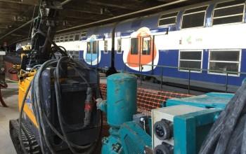 Gare Champ de Mars Tour Eiffel - Paris (75007) - Gare SNCF