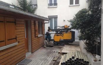 Dissolution – Particulier - Pantin (93), Région Parisienne