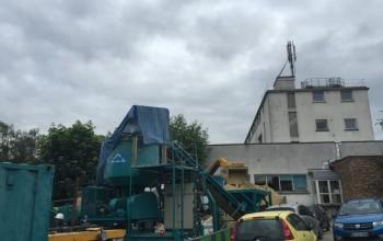 Carrière sous usine - Fontenay-sous-bois (94) - Ile-de-France