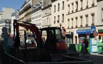 IGC – Ville de Paris - Paris (75012) - rue de Charenton