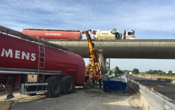 PS6 – Diffuseur n°14 – Autoroute A4 - Bailly-Romainvilliers (77) - Seine-et-Marne