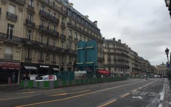 Station Pyramides RATP - Paris (75001) - Avenue de l'Opéra