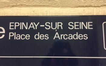 Microberlinoise tirantée - Epinay-sur-Seine - Seine Saint-Denis (93)