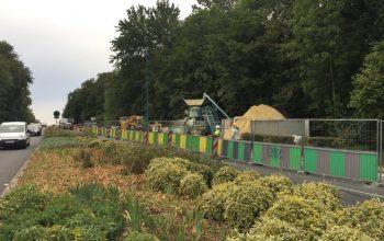 Carrière sous RD316 - Villiers-le-Bel (95), Val d'Oise