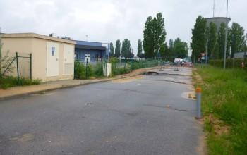 Traitement de fontis à Bernay - Bernay (27), Haute-Normandie