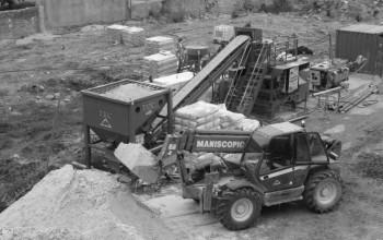 Confortement de carrière - Châtillon (92) - Région Parisienne