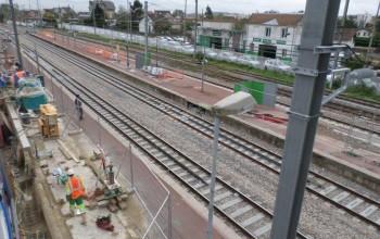 Micro-pieux SNCF PMR - Saint-Leu-la-Forêt (95), Île-de-France