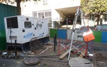 Réhabilitation Ouvrage Assainissement Pluvial - Vitry-sur-Seine (94), Île-de-France