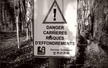 Confortement de carrière - Saint-Ouen-L'Aumône (95) - Île-de-France