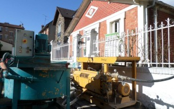 Remplissage Carrière Particulier - Gentilly (94) - Région Parisienne