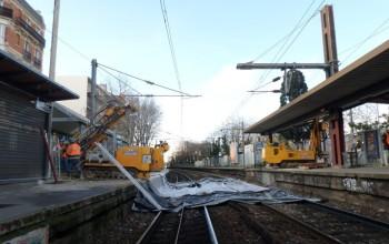 SNCF – Gare des Vallées - La Garenne-Colombes (92) - Région Parisienne